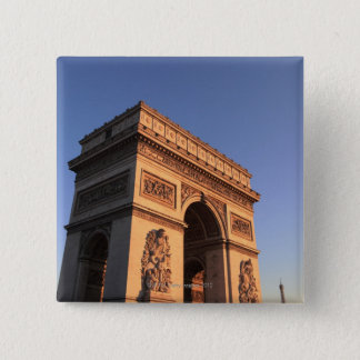 ARC DE TRIOMPHE and EIFFEL tower Button