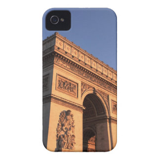 ARC DE TRIOMPHE and EIFFEL tower Case-Mate iPhone 4 Case