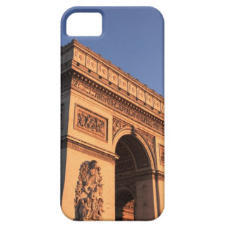 ARC DE TRIOMPHE and EIFFEL tower iPhone SE/5/5s Case