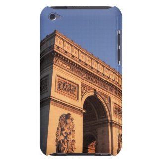 ARC DE TRIOMPHE and EIFFEL tower iPod Case-Mate Case