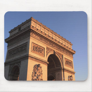 ARC DE TRIOMPHE and EIFFEL tower Mouse Pad