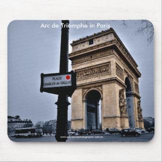 Arc de Triomphe, Arc de Triomphe in Paris, www.... Mouse Pad