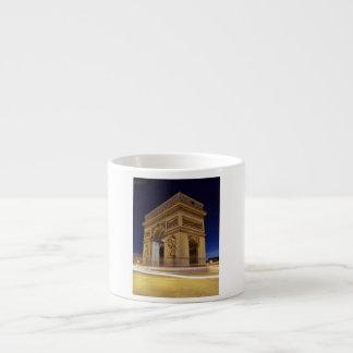 Arc De Triomphe at night Espresso Cup