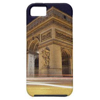 Arc De Triomphe at night iPhone 5 Cases