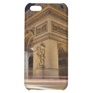 Arc De Triomphe at night iPhone 5C Cases