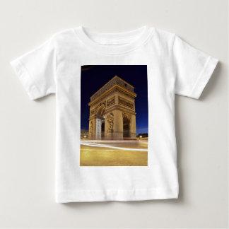 Arc De Triomphe at night Tshirts