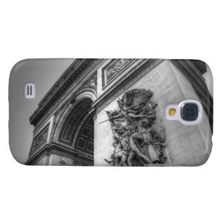Arc de Triomphe b/w Samsung Galaxy S4 Cover