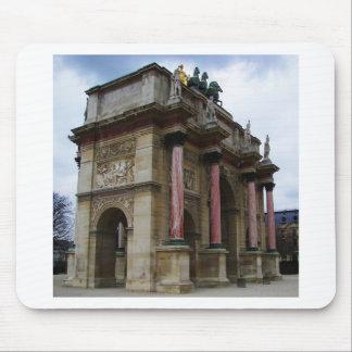 Arc de Triomphe de Carrousel. Mouse Pad