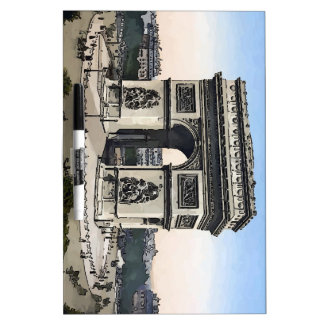 Arc de Triomphe - de l Etoile Dry Erase Whiteboard