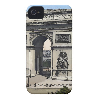 Arc de Triomphe - de l'Etoile Case-Mate iPhone 4 Case