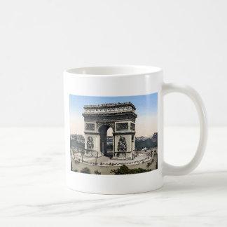 Arc de Triomphe - de l'Etoile Classic White Coffee Mug