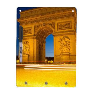 Arc de Triomphe Dry Erase Whiteboard