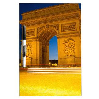 Arc de Triomphe Dry-Erase Boards