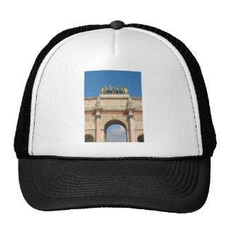Arc de Triomphe du Carrousel in Paris, France Trucker Hat