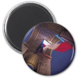 Arc de Triomphe French Flag Magnets