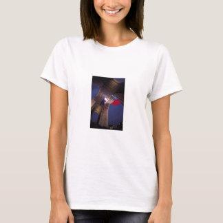 Arc de Triomphe French Flag T-Shirt