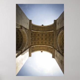 Arc de Triomphe (I) Posters