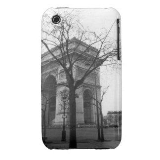 Arc de Triomphe in Paris, France Case-Mate iPhone 3 Case