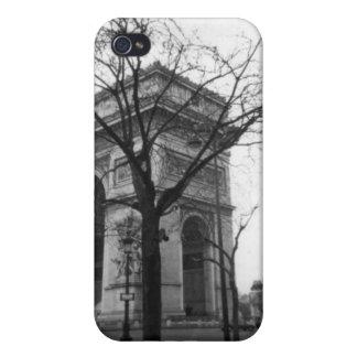 Arc de Triomphe in Paris, France iPhone 4 Case