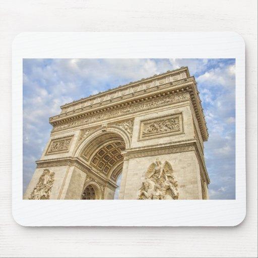 Arc de Triomphe in Paris Mouse Pad