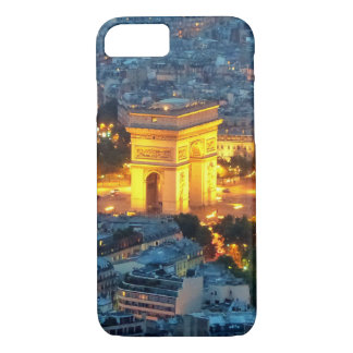 Arc de Triomphe, Paris, France iPhone 8/7 Case