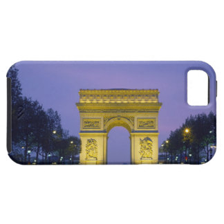 Arc de Triomphe, Paris, France, iPhone SE/5/5s Case