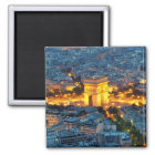 Arc de Triomphe, Paris, France Magnet