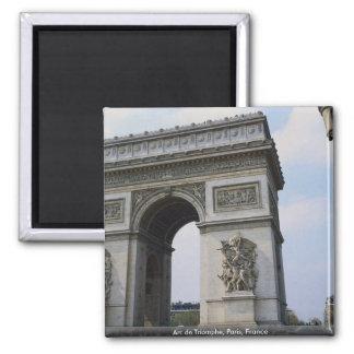 Arc de Triomphe Paris France Refrigerator Magnet