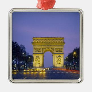 Arc de Triomphe, Paris, France, Metal Ornament