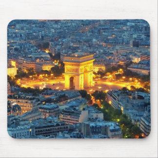 Arc de Triomphe, Paris, France Mouse Pad