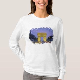 Arc de Triomphe, Paris, France, T-Shirt