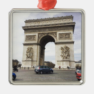 Arc de Triomphe, Paris Metal Ornament