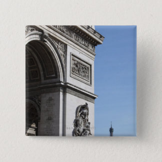 ARC de TRIOMPHE Pinback Button