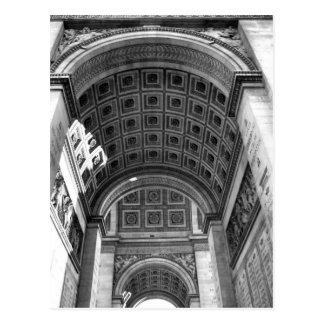 Arc de Triomphe Postcard