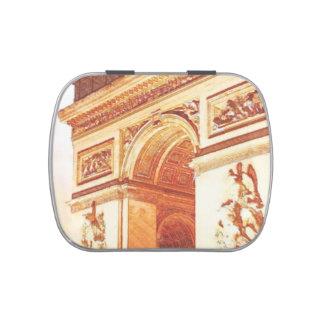 Arc de TriompheArc de Triomphe Jelly Belly Tins