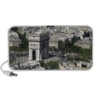 Arc de Triumph, locutor de París Portátil Altavoces