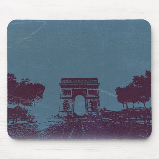 ARC DE TRIUMPH Paris Mouse Pad