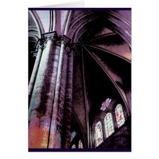 Arc European Church Card