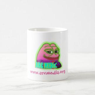 ARC Media Pepe Mug