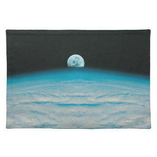 Arc of the Earth and Moon Placemat