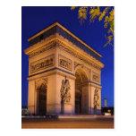 Arc_Triomphe Postcard