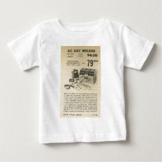 arc welder ad tee shirts