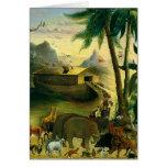 Arca de Noahs, Hidley, arte religioso del Victoria Tarjetón