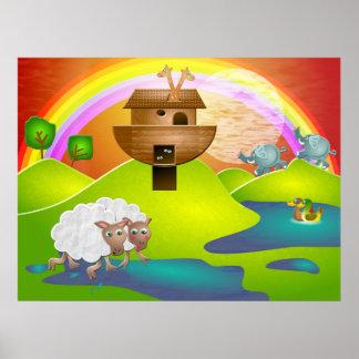 Arca de Noahs Posters