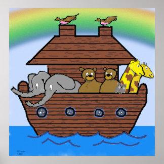 Arca de Noahs - poster
