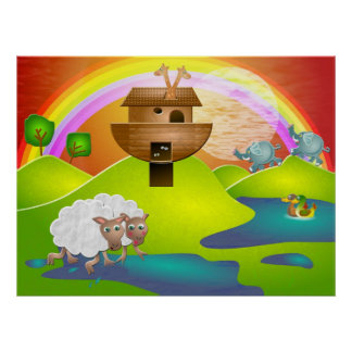 Arca de Noahs Póster