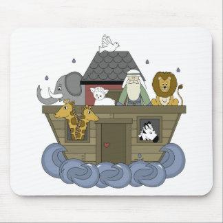 Arca Mousepad de Noahs Alfombrillas De Raton