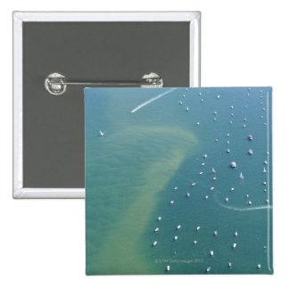 Arcachon Bassin Pinback Button