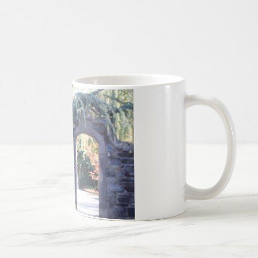 Arcada del jardín taza clásica