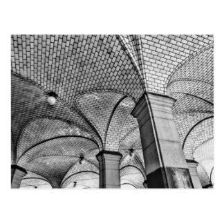 Arcada del sur del edificio municipal de Manhattan Postales